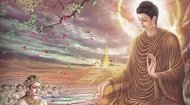 佛教的起源