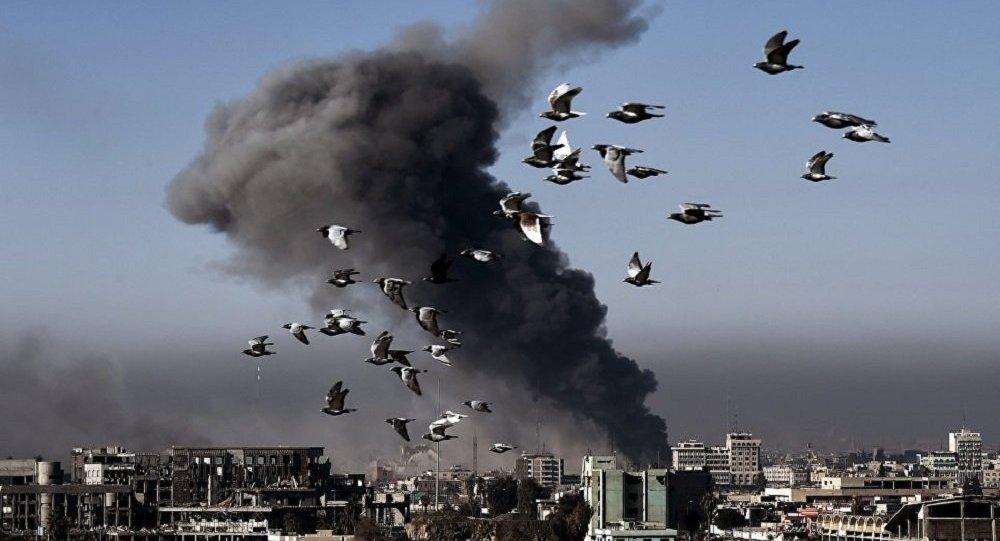 摩蘇爾戰役-伊斯蘭國的落幕